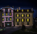 Night walk in Fairyland...