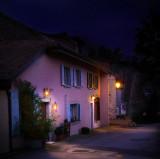 La nuit en rose....