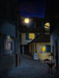 Silent corner...