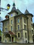 A slightly gothic primary school…