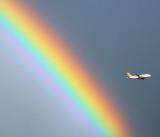 Low cost rainbow...