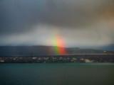 Leftover of rainbow....