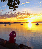 The art of capturing sunrise...
