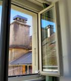Rear Window...
