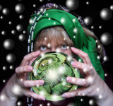 Peer into the crystal ball and see the future of digitals circles and spheres…