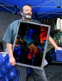 The second-hand dealer and his second-hand portrait...