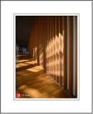 Wooden Corridor