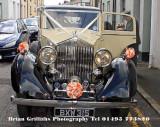 WEDDING CARS GWENT