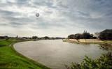 in my beautiful balloon (i love Poland)
