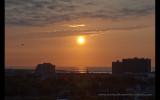 Sunrise over Atlantic City
