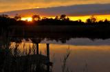 Tuckahoe River Sunset