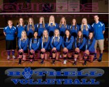BHS Volleyball 2012