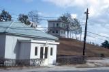 North Korean Observation Building in North Korea