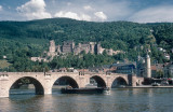 Heidelberg Castle and Heidelberg, Germany