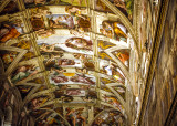 Sistine Chapel - The Vatican