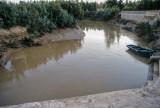 In Jordan  --   Jordan River  possible area where John baptized Jesus