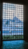 View of Alabaster Mosque – (Mohamed Ali Mosque -- grandfather of King Farouk) from Sultan Hassan Mosque