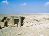Tomb of Ti – a Mastaba ( a flat topped tomb) of a royal overseer