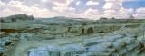 Large number of Mastabas near Giza