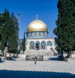 Dome of the Rock on Mt. Moriah