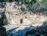Garden Tomb – Two trends of thought, either here or Golgotha