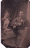 William M Ballard and Wife Melissa June North Ballard