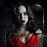 Megan Fox Zombie