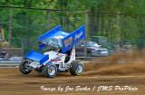 Mercer Raceway Park All Star Sprints 05/21/11