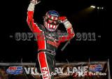 Lernerville Speedway USAC Sprints and FASTRAK Late Models 05/30/11