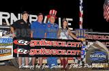 Lernerville Speedway WoO Firecracker 100  06/23-25/11