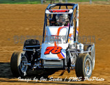 Mercer Raceway Park ARDC Midgets 07/30/11