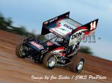 Lernerville Speedway WoO Sprints Commonwealth Clash 09/24/11