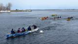 flotille de canots