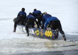 #400 Montcalm  sur la glace