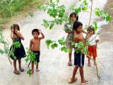 Enfants mayas