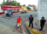 Scène de rue à Valladolid