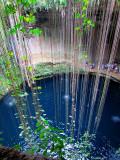 baignade au cenote