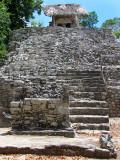 petit temple à Coba