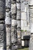 détail des mille colonnes