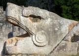 le serpent mythique de Chichen Itza