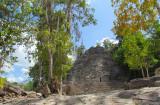 pyramide , Coba