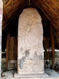 La grande stèle de Cobà