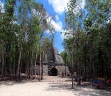 Unautre temple découvert au retour