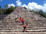 Montée de l'escalier sans fin