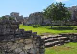 Coin de mur et forteresse