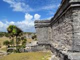 le coté du premier temple