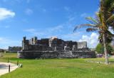 Palais au centre de la forteresse