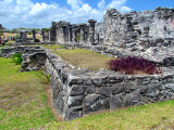 Palais à colonnades
