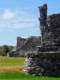 murs en ruines.