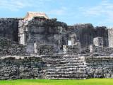 Les ruines cahotiques de Tulum